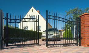 Double Leaf gate