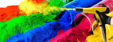 Powder coating 1