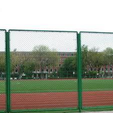 Sports field fence