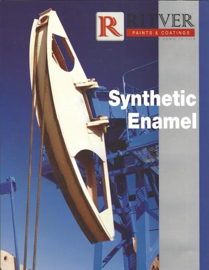 synthetic enam